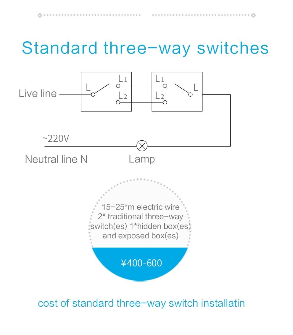 2 Way Switch Neutral
