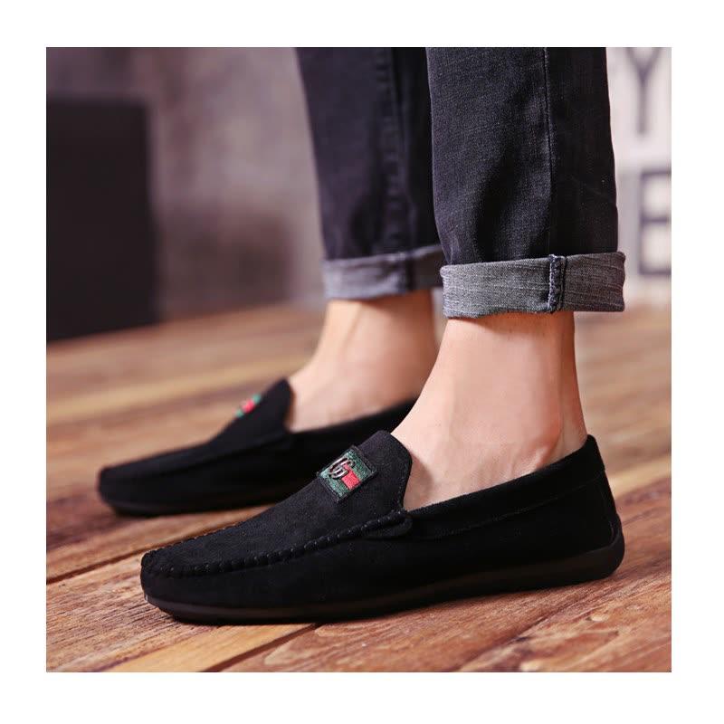 b395a20de 2018 new peas shoes men s leather casual shoes men s shoes shoes lazy shoes  men s shoes summer tide shoes