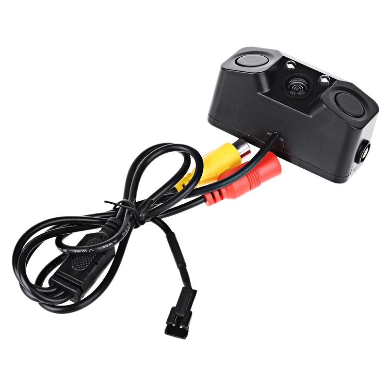 Parking Reversing Radar Rear View Backup Camera Universal with Buzzer Warning