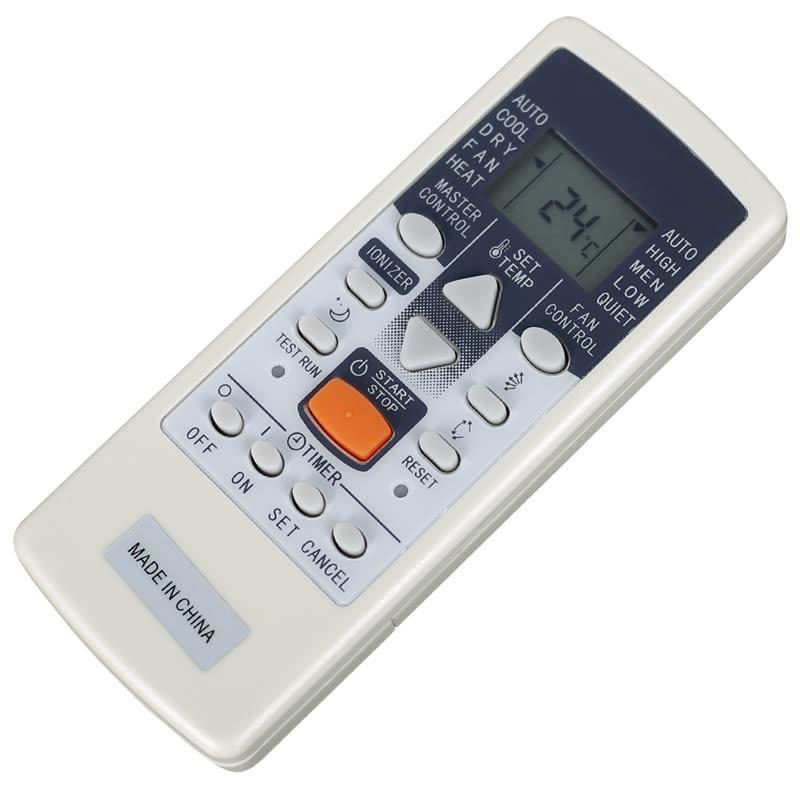 YOKING T/él/écommande De Climatiseur Fujitsu AR-JE4 pour Fujitsu AR-DJ5 AR-JE5 AR-JE4 AR-PV1 AR-PV2 AR-PV4 AR-JE7 AR-DJ5