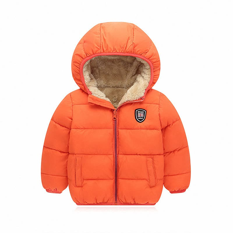 cfa16120a8fe Shop children cotton outerwear winter jackets boys coat thick ...