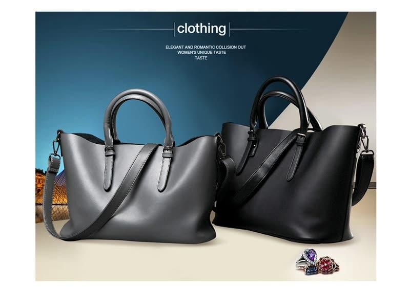0f562c9893 Shop Bolso Mujer Negro 2018 Fashion Hobos Women s Handbag Ladies ...