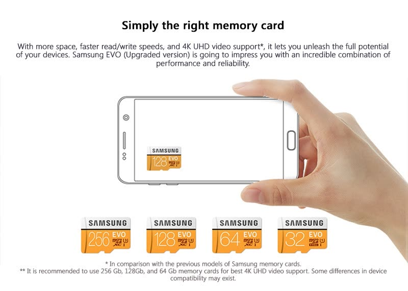 Shop Samsung EVO Plus memory card 128GB 100MB s Online from Best ... 8fa34d4804